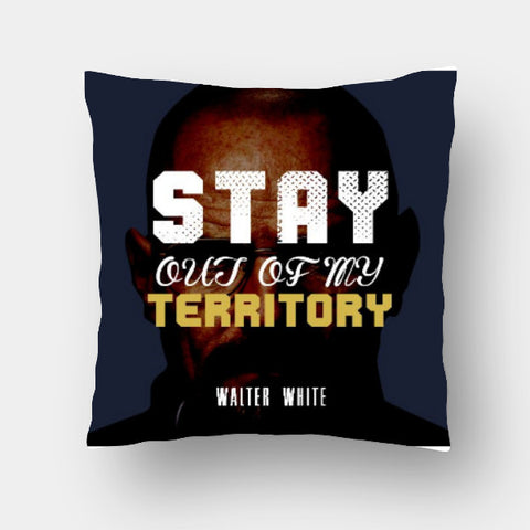 Cushion Covers, Stay out of my territory 2 Cushion Cover | Artist: Prashant Negi, - PosterGully