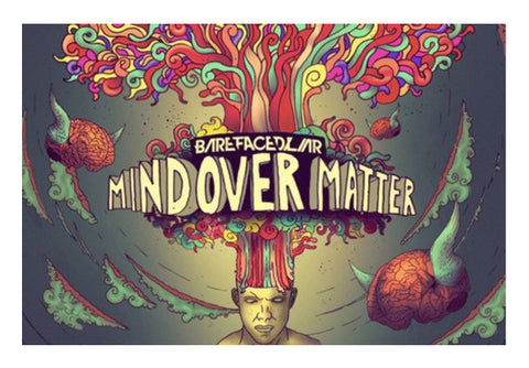 Wall Art, Mind Over Matter Wall Art | Artist : BFL Warehouse, - PosterGully