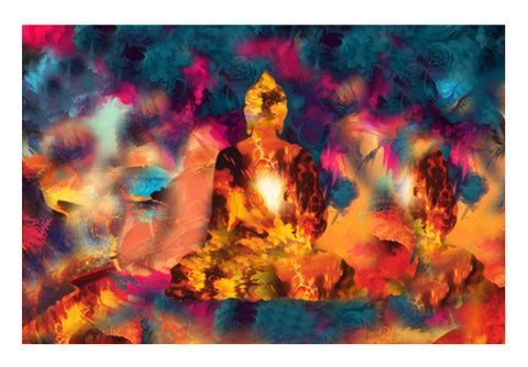 Buddha Art PosterGully Specials