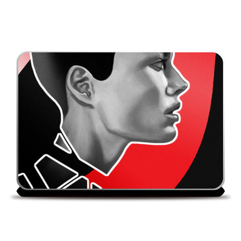 Fracture Laptop Skins | Artist : Sidharth Ojha