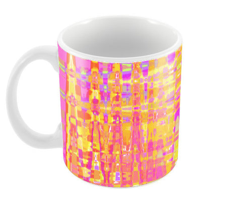 Criss Cross Coffee Mugs | Artist : marika