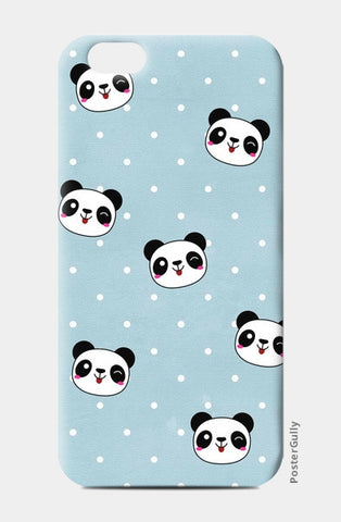 iPhone 6/6S Cases, panda iPhone 6/6S Cases | Artist : Vidushi Jain, - PosterGully