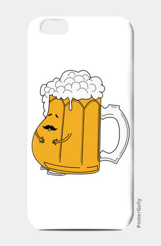 iPhone 6/6S Cases, Beer belly iPhone 6/6S Cases | Artist : Salonee Vichare, - PosterGully