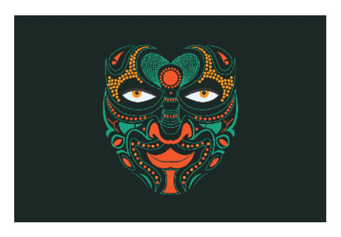 Wall Art, Uttama Villain Wall Art | Piyush Singhania, - PosterGully