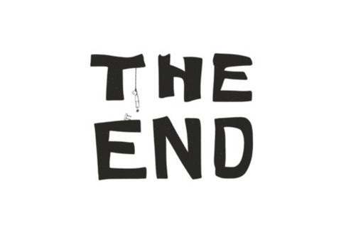 Wall Art, The End Wall Art  | Artist : saurabhzuve, - PosterGully