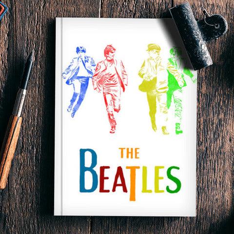 The Beatles Notebook | Artist : Chandan Verma