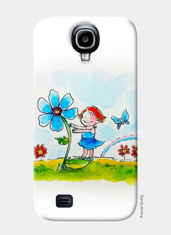 Samsung S4 Cases, Childhood Samsung S4 Cases | Artist : Komal Sharma, - PosterGully