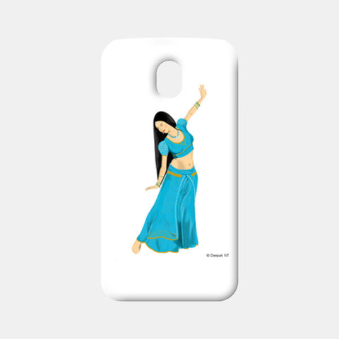 Moto G3 Cases, Woman Dancing Moto G3 Cases | Artist : Deepak NT, - PosterGully
