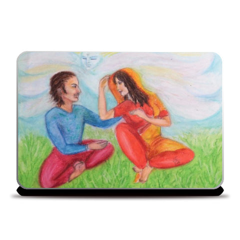 Laptop Skins, the appointment Laptop Skin | artist : Lalitavv, - PosterGully