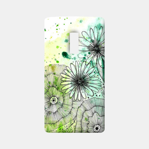 Woodland Florals One Plus Two Cases | Artist : Swathi Kirthyvasan