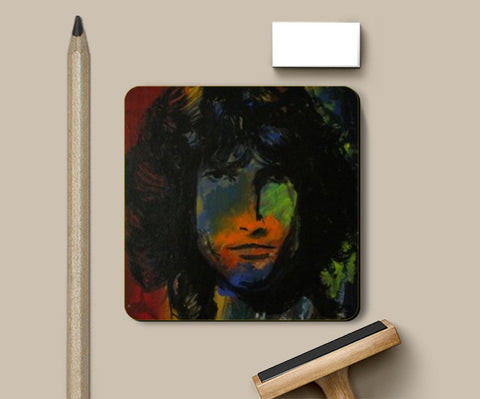 The Doors Jim Morrison Coasters | Artist : Rohan Jayant