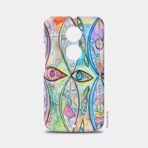 Moto X2 Cases, third eye Moto X2 Cases | Artist : Himani Chhabra, - PosterGully