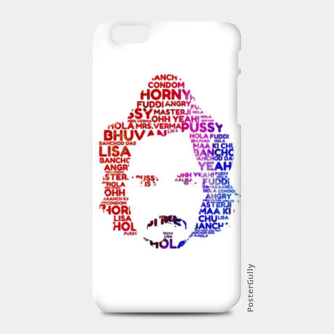 BB ki Vines iPhone 6 Plus/6S Plus Cases | Artist : Chintan Sapovadiya