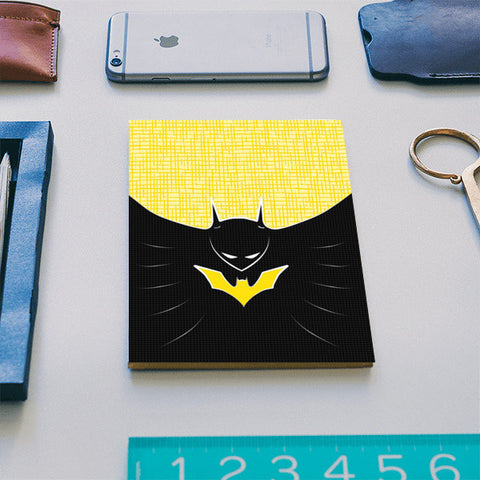 batman dark knight gotham  Notebook | Artist : BY Darakhsha Dandekar, Karan Mehta and Udit Shah