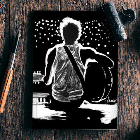 NIALL HORAN Notebook | Artist : Asees Kaur