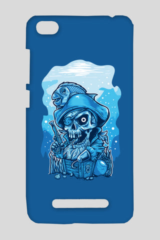Cartoon Pirates Redmi 4A Cases | Artist : Inderpreet Singh