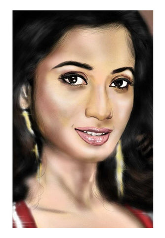 Wall Art, Voice Queen Shreya Ghoshal  Wall Art | Artist : Draw On Demand, - PosterGully