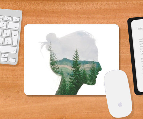Mousepad, Nature Mousepad | Artist : Sukanya Chakraborty, - PosterGully