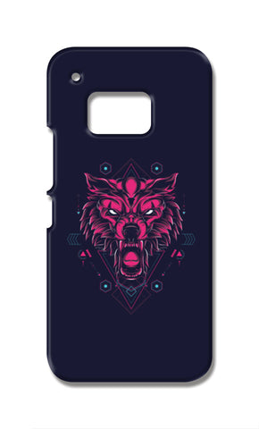 The Wolf HTC One M9 Cases | Artist : Inderpreet Singh