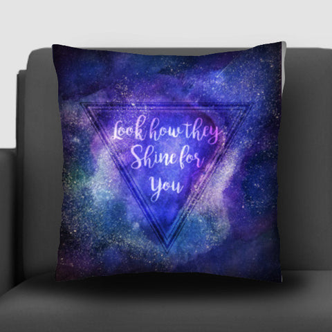 Starry Night | Coldplay Cushion Covers | Artist : Ved Uttam