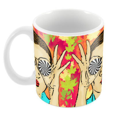 Hey There!...Hello! Coffee Mugs | Artist : Design_Dazzlers