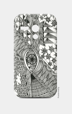 Moto G Cases, Look beyond what you see Moto G Cases | Artist : Amulya Jayapal, - PosterGully