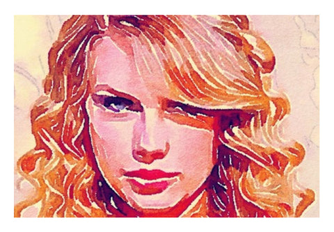Taylor Swift Wall Art  | Artist : Delusion