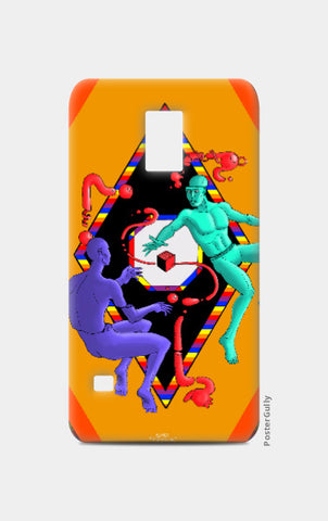 Samsung S5 Cases, Float Samsung S5 Case | Artist: Sidharth Ojha, - PosterGully