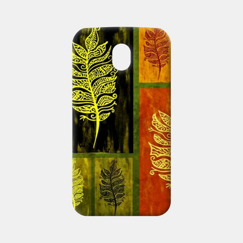 Moto G3 Cases, Leaf Zenscrawl Moto G3 Cases | Artist : Meghnanimous, - PosterGully