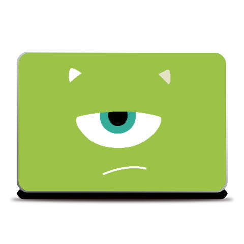 Laptop Skins, Monster University Laptop Skin | Artist: Shweta Paryani, - PosterGully