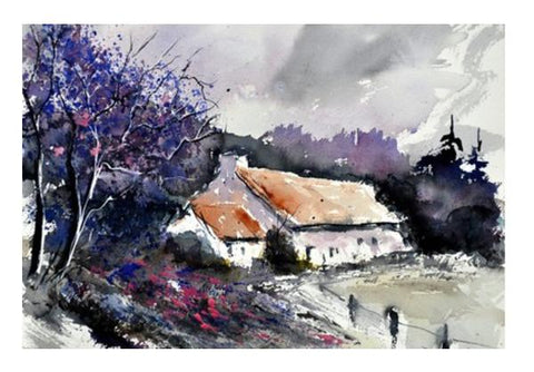 PosterGully Specials, watercolor 217061 Wall Art  | Artist : pol ledent, - PosterGully