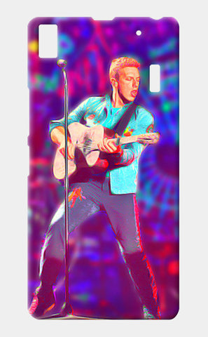 Chris Martin from Coldplay Lenovo K3 Note Cases | Artist : Ayushi Jain