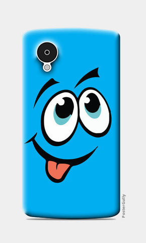 Nexus 5 Cases, Creepy cute Monster Expression Nexus 5 Case | Mona Singh, - PosterGully