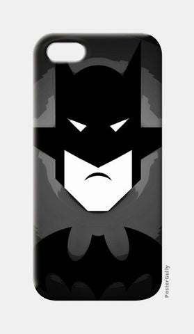 iPhone 5 Cases, Mr. Bat Black iPhone 5 Cases | Artist : Jax D, - PosterGully