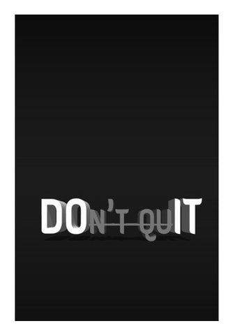 Do It Now Wall Art | Artist : Ajay Seth