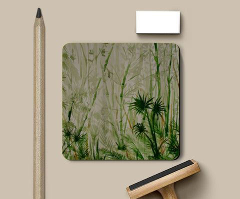 PosterGully Coasters, jungle print Coasters | Artist : amit kumar, - PosterGully