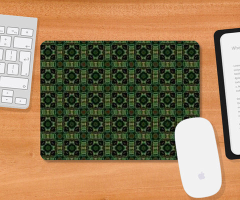 Decorative Patterns 9 Mousepad | Artist : Delusion