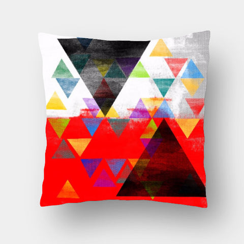 Cushion Covers, Tantra Painting - equilibrium - Cushion Covers | Artist: Sanket R, - PosterGully