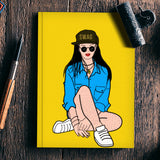 SWAG Notebook | Artist : DISHA BHANOT