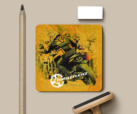 Coasters, Stunt-Factor Vol 2 Coasters | Artist : Throttlerz Group, - PosterGully