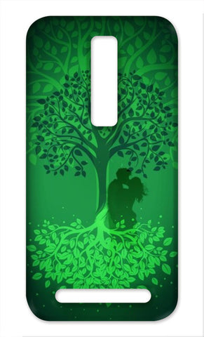 Evergreen love  Asus Zenfone 2 Cases | Artist : nilesh gupta