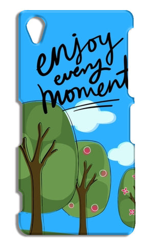 Enjoy every moment Sony Xperia Z2 Cases | Artist : Pallavi Rawal