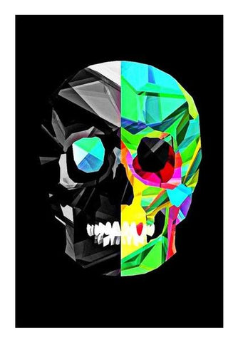 PosterGully Specials, skull Wall Art | Artist : avanthi amarnath, - PosterGully