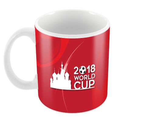 2018 World Cup | #Footballfan Coffee Mugs | Artist : Creative DJ