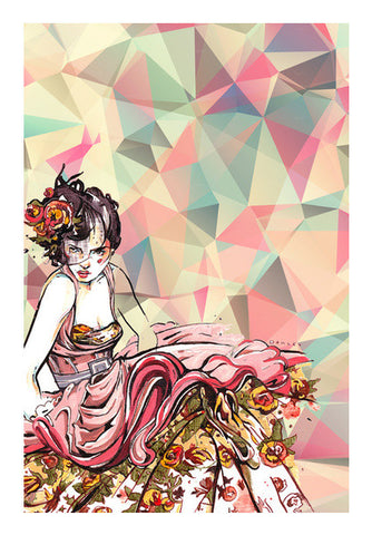 Wall Art, In Vogue Wall Art | Artist : Astha Mathur, - PosterGully