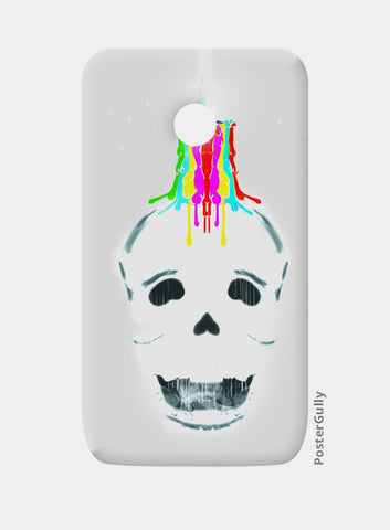Moto E Cases, Melting Away Moto E Cases | Artist : Safal Adam, - PosterGully