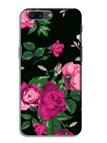 vector rose OnePlus 5 Cases | Artist : Fariya Arts