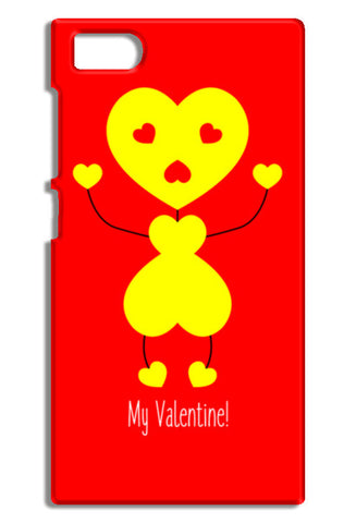 Bee My Valentine Mi3-M3 Cases | Artist : Designerchennai