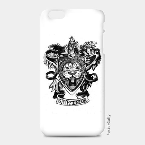 iPhone 6/6S Plus Cases, Harry Potter,Gryffindor iPhone 6/6S Plus Cases | Artist : madhura chalke, - PosterGully