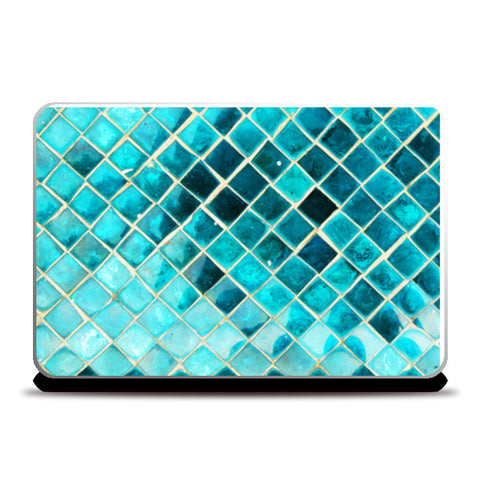 Laptop Skins, Blue Diamond Laptop Skins | Artist : Dr. Green, - PosterGully